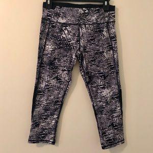 Calvin Klein Performance Workout Capri Pants 3/$20